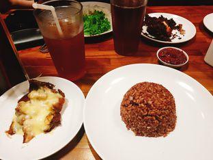 Foto 2 - Makanan di Sambal Khas Karmila oleh Fannie Huang||@fannie599