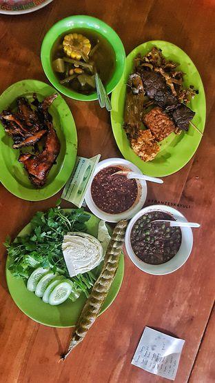 Foto 1 - Makanan di Warung Nasi Ibu Imas oleh Yuli || IG: @franzeskayuli