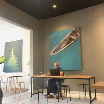Foto Interior di Bhumi Coffee