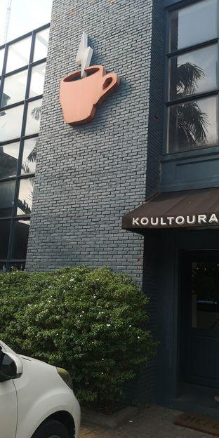 Foto 5 - Eksterior di Koultoura Coffee oleh om doyanjajan