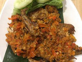 foto Ayam Geprek Istimewa
