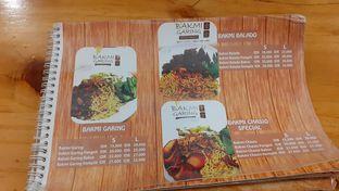 Foto 2 - Menu(Menu) di Vegetarian Bakmie Garing H-P (Hot Pedas) oleh Yulia