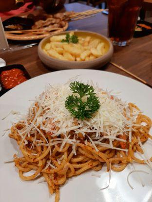 Foto 1 - Makanan(Spaghetti Agio olio) di BUM Kitchen oleh Stefanny Fausiek