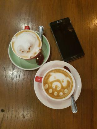 Foto 5 - Makanan(Cappuccino) di Six Degrees oleh Yuli || IG: @franzeskayuli