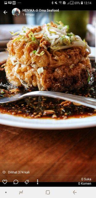 Foto 8 - Makanan di Oma Seafood oleh heiyika