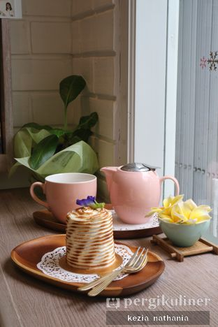 Foto review The Pink Door Tea Room oleh Kezia Nathania 1
