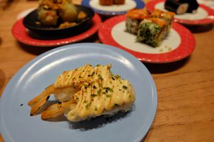 Foto review Tom Sushi oleh Filipi & Caroline IG : @ratu_makan 4