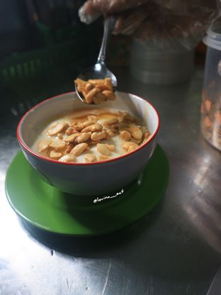Foto review Kembang Tahu & Susu Jahe Merah Naomi oleh Levina JV (IG : @levina_eat & @levinajv) 4