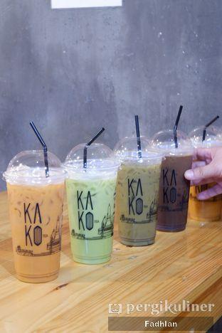 Foto review Kako Tea oleh Muhammad Fadhlan (@jktfoodseeker) 2