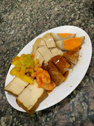 Foto 1 - Makanan di Bubur Ayam Mangga Besar 1 oleh Wawa | IG : @foodwaw