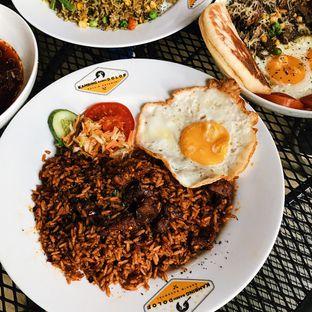 Foto 4 - Makanan di Kambing Babeh Dolof oleh Della Ayu