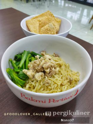 Foto 2 - Makanan di Bakmi Pertiwi oleh Nana (IG: @foodlover_gallery)