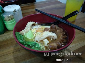 Foto Makanan di Ramen Bajuri