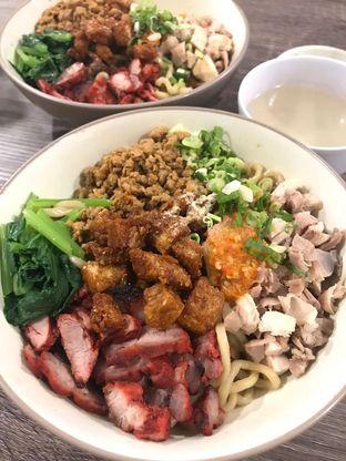 Foto 2 - Makanan di Bakmi Karet Asiu oleh Deasy Lim