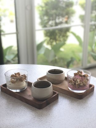 Foto 17 - Makanan(Popcorn Affogato) di Twin House oleh YSfoodspottings