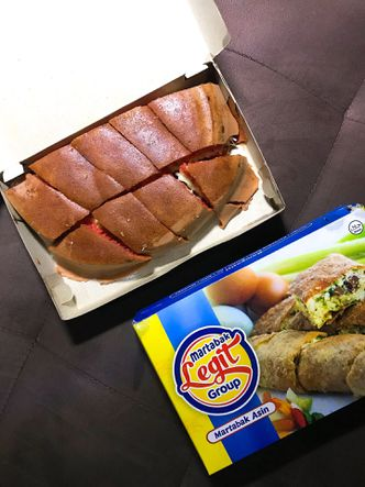 Foto Makanan di Martabak Legit Group