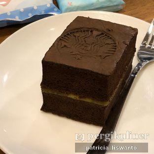Foto 1 - Makanan(chocolate banana cake) di Starbucks Coffee oleh Patsyy
