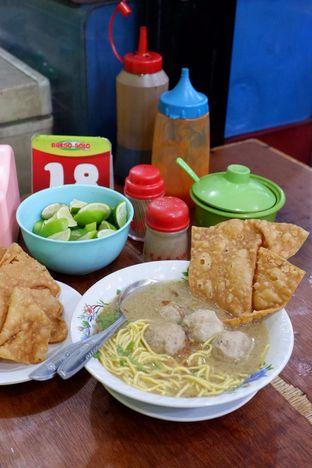 Foto 5 - Makanan di Bakso Solo Samrat oleh yudistira ishak abrar