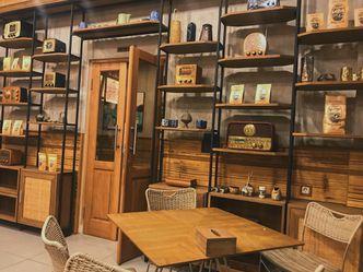 Foto Interior di Kopi Warga