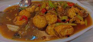 Foto 1 - Makanan(Ikan tahu tausi) di A Wen Seafood oleh Komentator Isenk