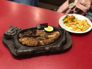 Foto 2 - Makanan di Kapten Steak oleh Ias Naibaho