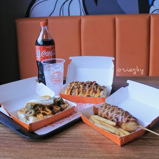 Foto review Smack Burger oleh oriezky Andreansyah 1
