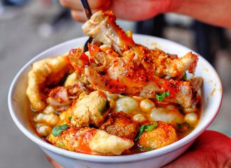 Baso Aci: Nikmat Walau Bukan Berbahan Daging