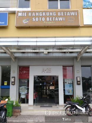 Foto review Mie Kangkung Betawi & Soto Betawi Ariyani oleh Tirta Lie 4