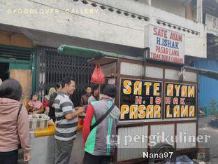 Foto 4 - Eksterior di Sate Ayam Pasar Lama H. Ishak oleh Nana (IG: @foodlover_gallery)