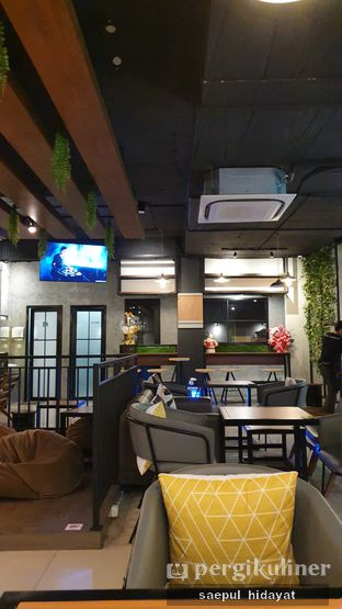 Foto review C - Code Coffee oleh Saepul Hidayat 3
