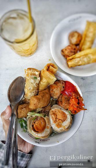 Foto Makanan di Bakso Telor Asin