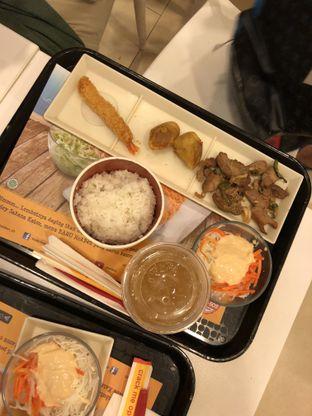 Foto 3 - Makanan di HokBen (Hoka Hoka Bento) Delivery oleh Belly Culinary