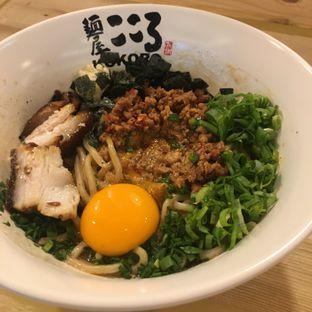 Foto review Kokoro Tokyo Mazesoba oleh Anna  1