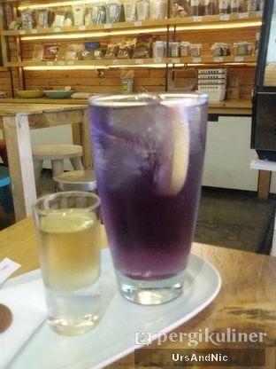 Foto 7 - Makanan(Iced Blue Tea) di Mars Kitchen oleh UrsAndNic