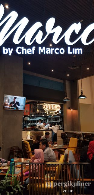 Foto 9 - Interior di Marco by Chef Marco Lim oleh @teddyzelig