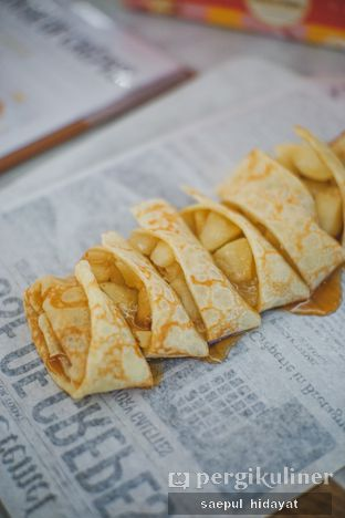 Foto 3 - Makanan(L'amour au caramel) di House of Crepes oleh Saepul Hidayat