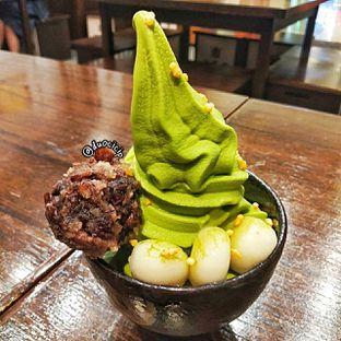 Foto review Amausaan Uji Matcha oleh felita [@duocicip] 1
