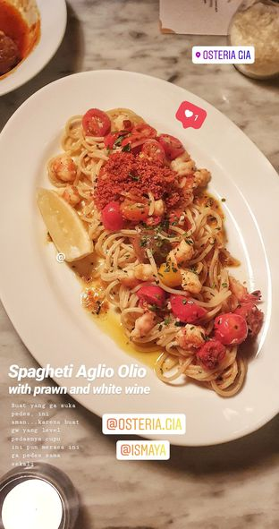 Foto 5 - Makanan di Osteria Gia oleh Naomi Suryabudhi