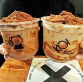 Foto Biscuit Milk Tea & Biscuit Ovaltine di KOI The