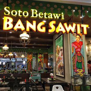 Foto 2 - Interior di Soto Betawi Bang Sawit oleh Lydia Adisuwignjo