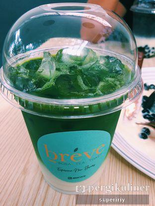 Foto 2 - Makanan(hojicha latte) di Breve oleh @supeririy