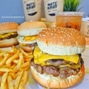 Foto review Hits Burger oleh ngunyah berdua 1