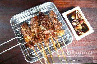 Foto - Makanan(Sate Maranggi ) di Kitiran Resto & Cafe oleh Makan Harus Enak @makanharusenak