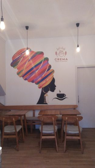 Foto 2 - Interior di Crema Sweet and Savoury oleh Review Dika & Opik (@go2dika)