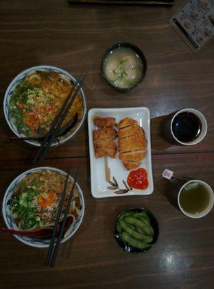 Foto 3 - Makanan di Marugame Udon oleh Erlangga Deddyana