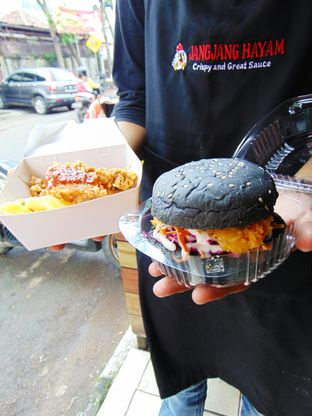 Foto 2 - Makanan di Jangjang Hayam oleh Kuliner Addict Bandung