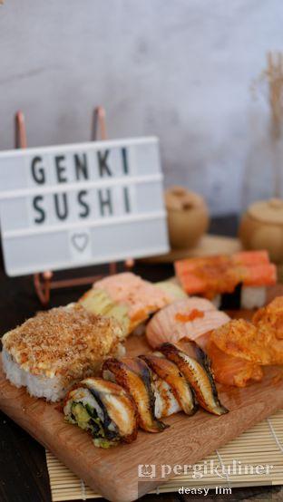 Foto review Genki Sushi oleh Deasy Lim 2