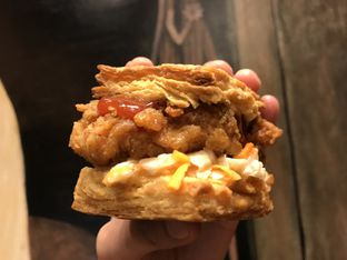 Foto - Makanan(Count Three biscuit sandwich) di Count Three oleh Grace Tiuruli