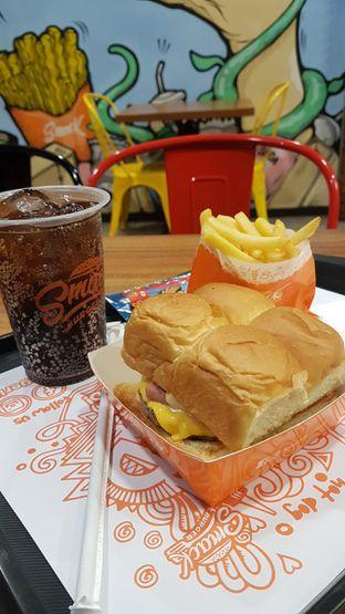Foto 1 - Makanan di Smack Burger oleh El Yudith