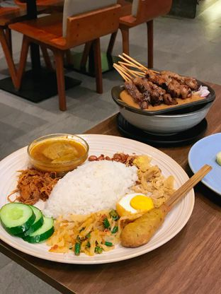 Foto 10 - Makanan di Sate Khas Senayan oleh yudistira ishak abrar